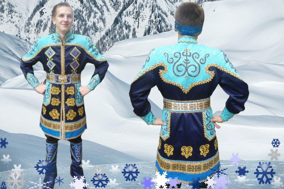 Детская якутская одежда фото
