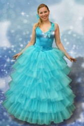 Костюм Платье для ведущей