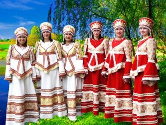 Костюм Сарафан С Душегреей