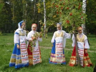 Костюм Сибирское Сказание