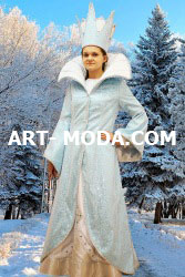 Костюм Снежная Королева (От 12000 рублей)