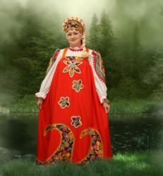 Костюм Ярмарка