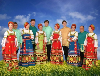 Костюм Народный (Сибирский Хор)