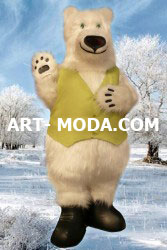 Костюм Белый Медведь