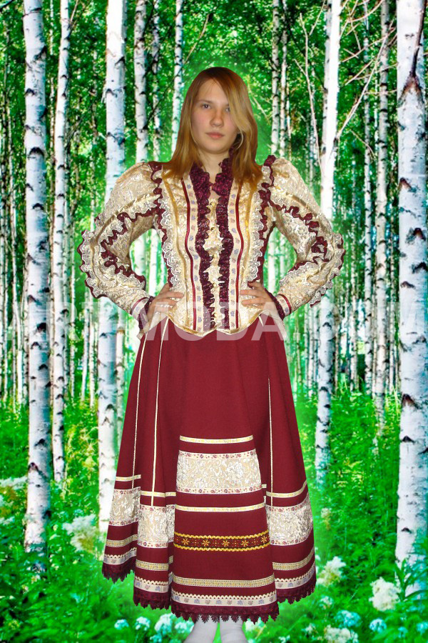 Купить Женскую Казачью Одежду