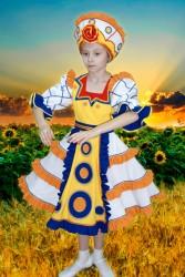 Костюм Дымковская игрушка Куколка