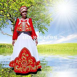 Костюм Русский народный