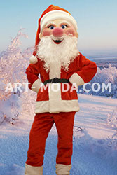 Костюм Санта Клаус  – ростовая кукла
